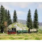 Busch Feldbahn 12140 H0f lahka tirna lokomotiva