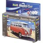 Revell 67399 VW T1 Samba model avtomobila, komplet za sestavljanje 1:24