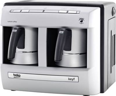 Grundig BKK 2113 kavni aparat za turško kavo bela, črna