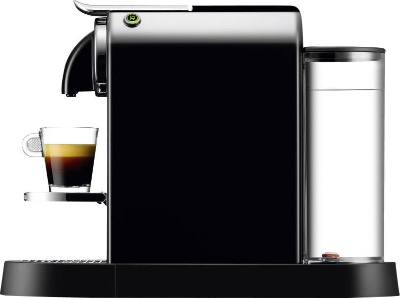 DeLonghi EN 167.B - Citiz 0132191173 kavni aparat na kapsule, črne barve, vklj. kapsule