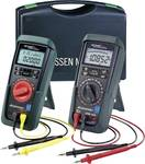 Gossen Metrawatt METRAHIT CAL Pack ročni multimeter Kalibrirano (DAkkS) digitalni Prikaz (štetje): 12000