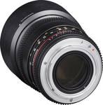 Samyang 85 / 1,5 Video DSLR II Nikon F