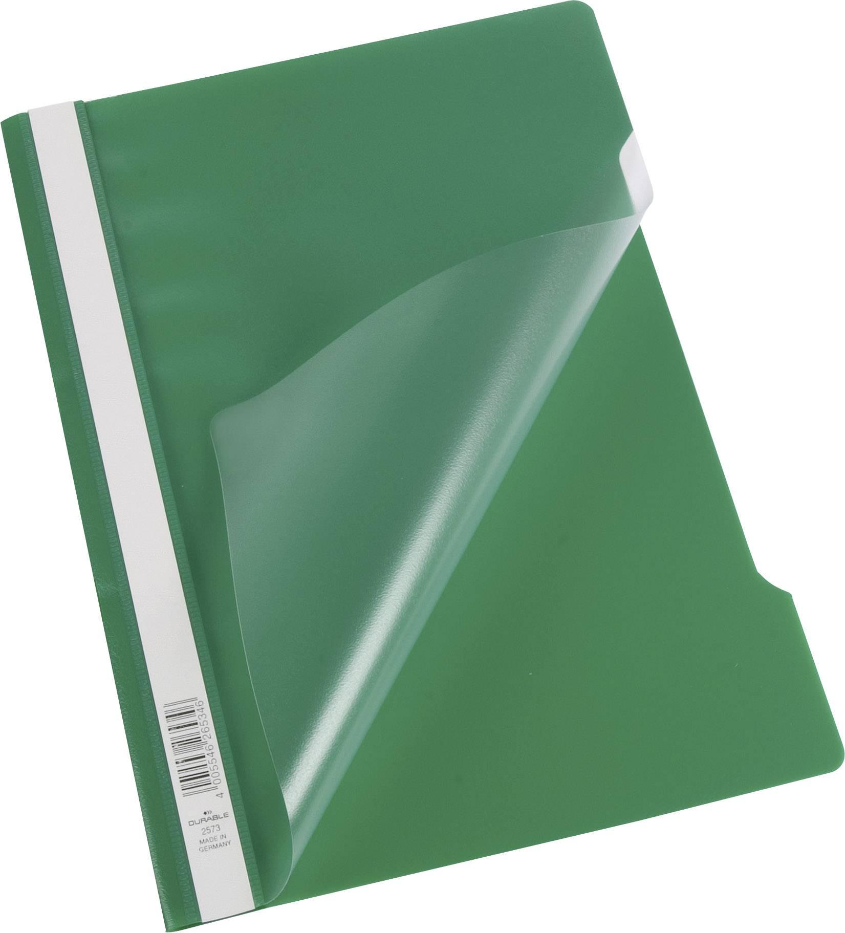 Durable 2573 257305 spenjalnik zelena din a4