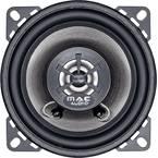 Mac Audio Power Star 10.2 2-sistemski koaksialni zvočniki za vgradnjo 240 W Vsebina: 1 Par