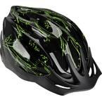 Fischer Fahrrad Arrow S/M mestna čelada črna Velikost oblačila=M