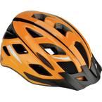 Fischer Fahrrad Urban Sport S/M mtb-čelada oranžna, črna Velikost oblačila=M