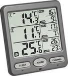 TFA Dostmann TRIO brezžični termometer antracitna