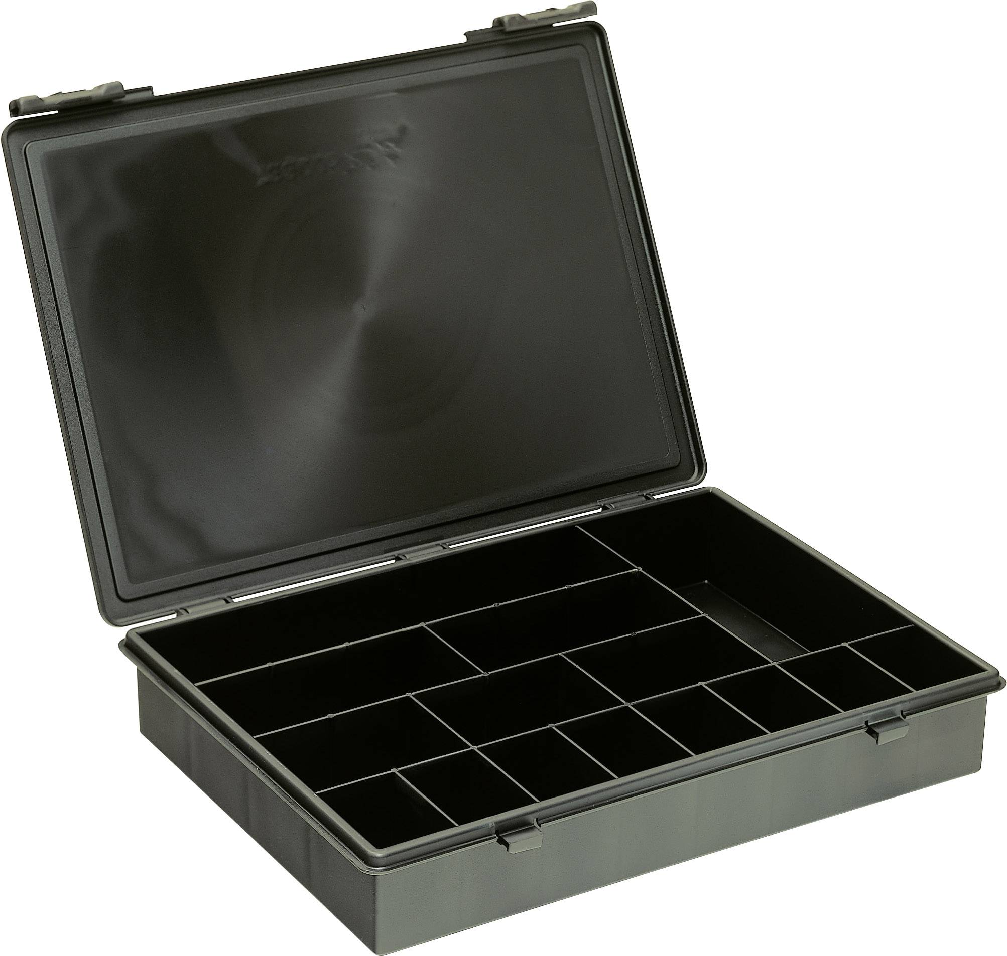raaco ESD Assorter 4-15 esd-sortirna škatla (D x Š x V) 338 x 260 x 57 mm Število predalov: 15 trdna pregrada  1 kos