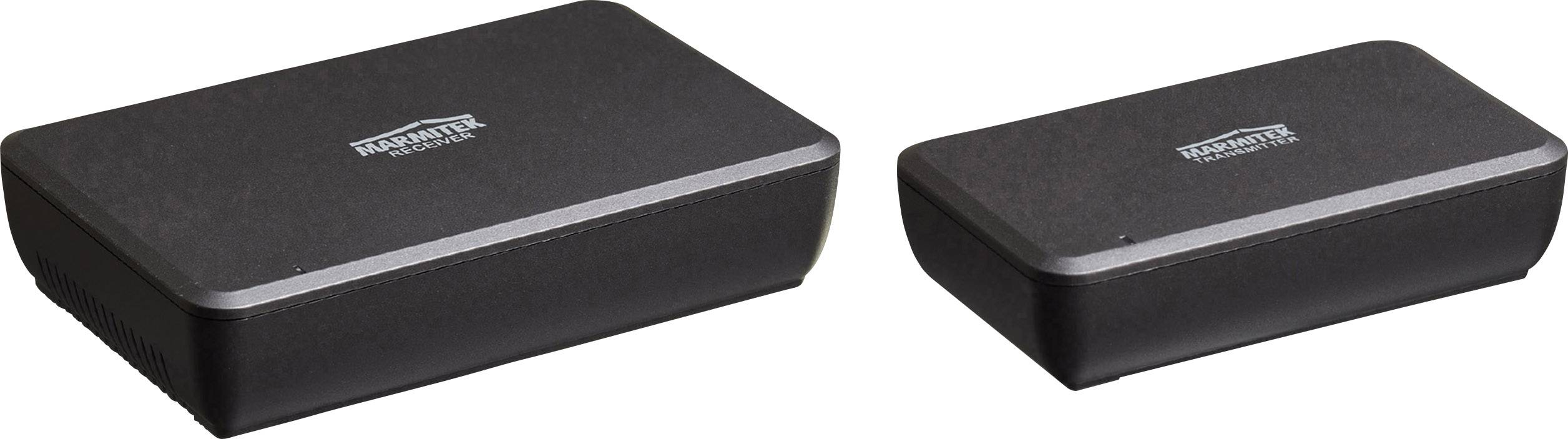 Marmitek Surround Anywhere 221 naprava za brezžični prenos z vpenjalnimi priključki (komplet) 30 m 20 kHz