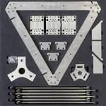 Dry-tech® Delta robot gradbeni komplet
