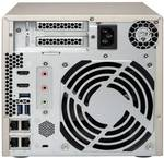 QNAP TVS-473E nas strežnik ohišje 4 Bay 2x m.2 reža TVS-473E-8G