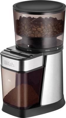 Unold 28915 28915 mlinček za kavo srebrna, črna jekleni stožčasti mlinček