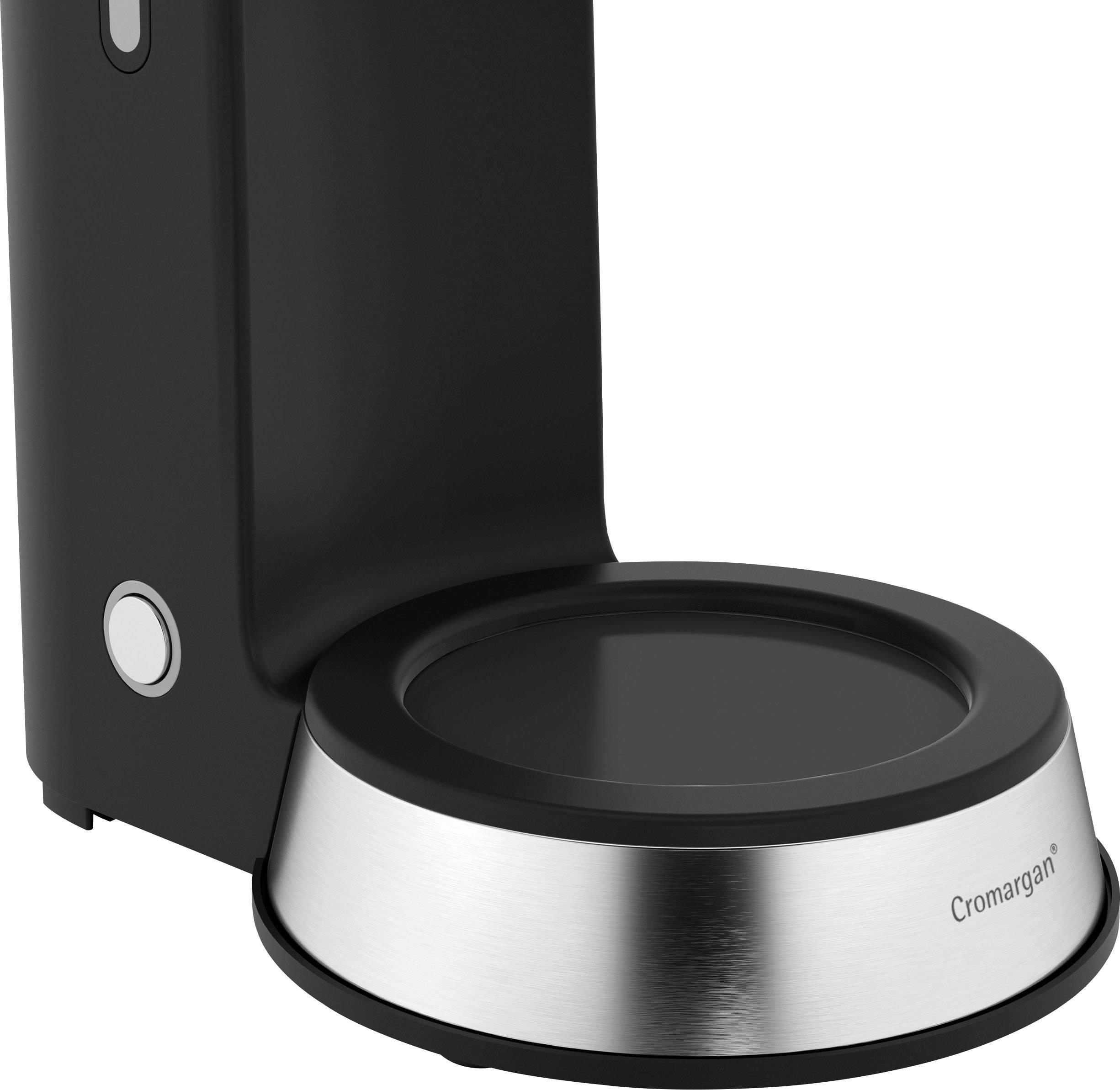 WMF 0412270011 kavni aparat črna, srebrna  Kapaciteta skodelice=5
