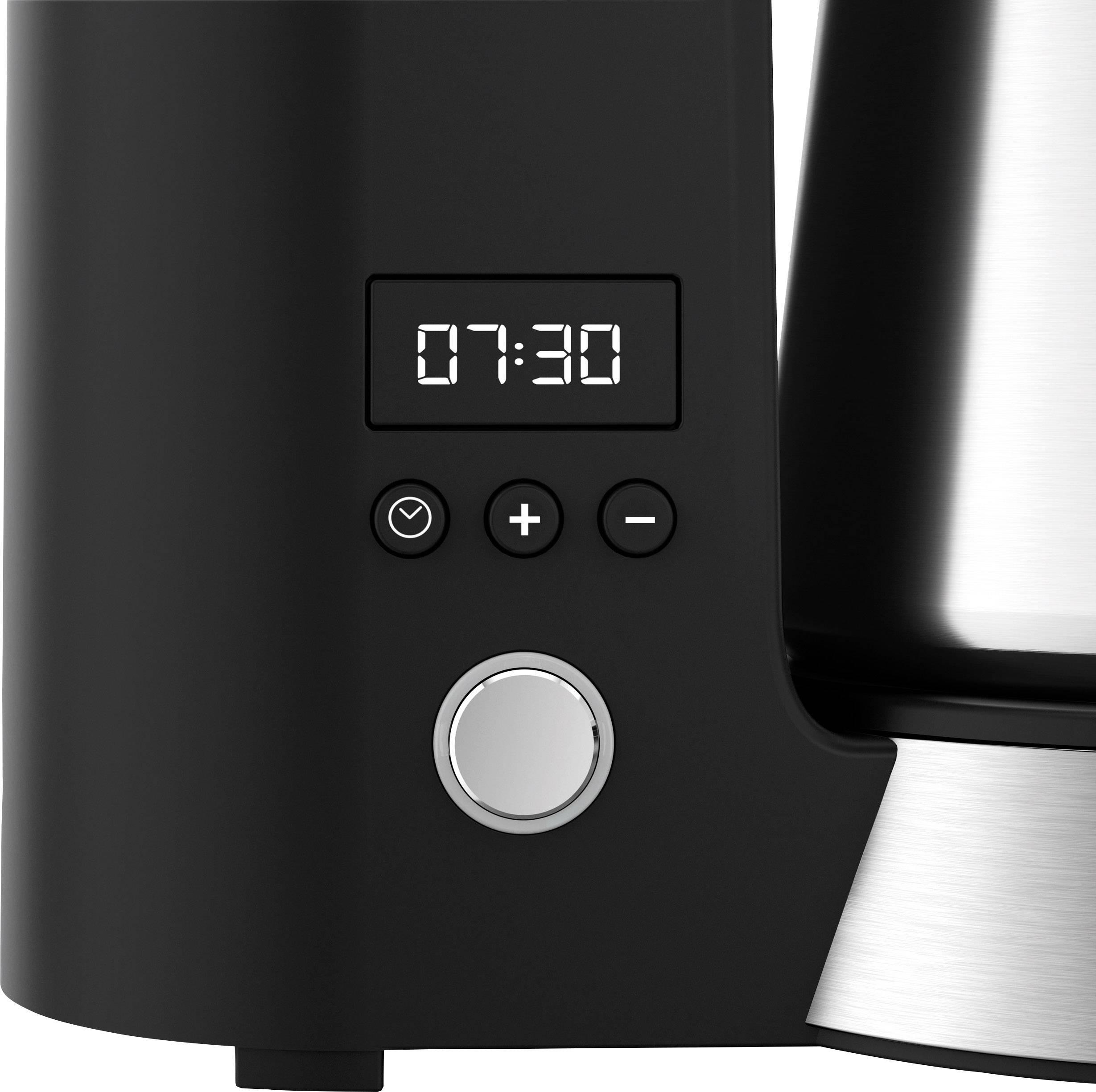 WMF KÜCHENminis® Aroma Thermo to go kavni aparat črna, srebrna  Kapaciteta skodelice=5