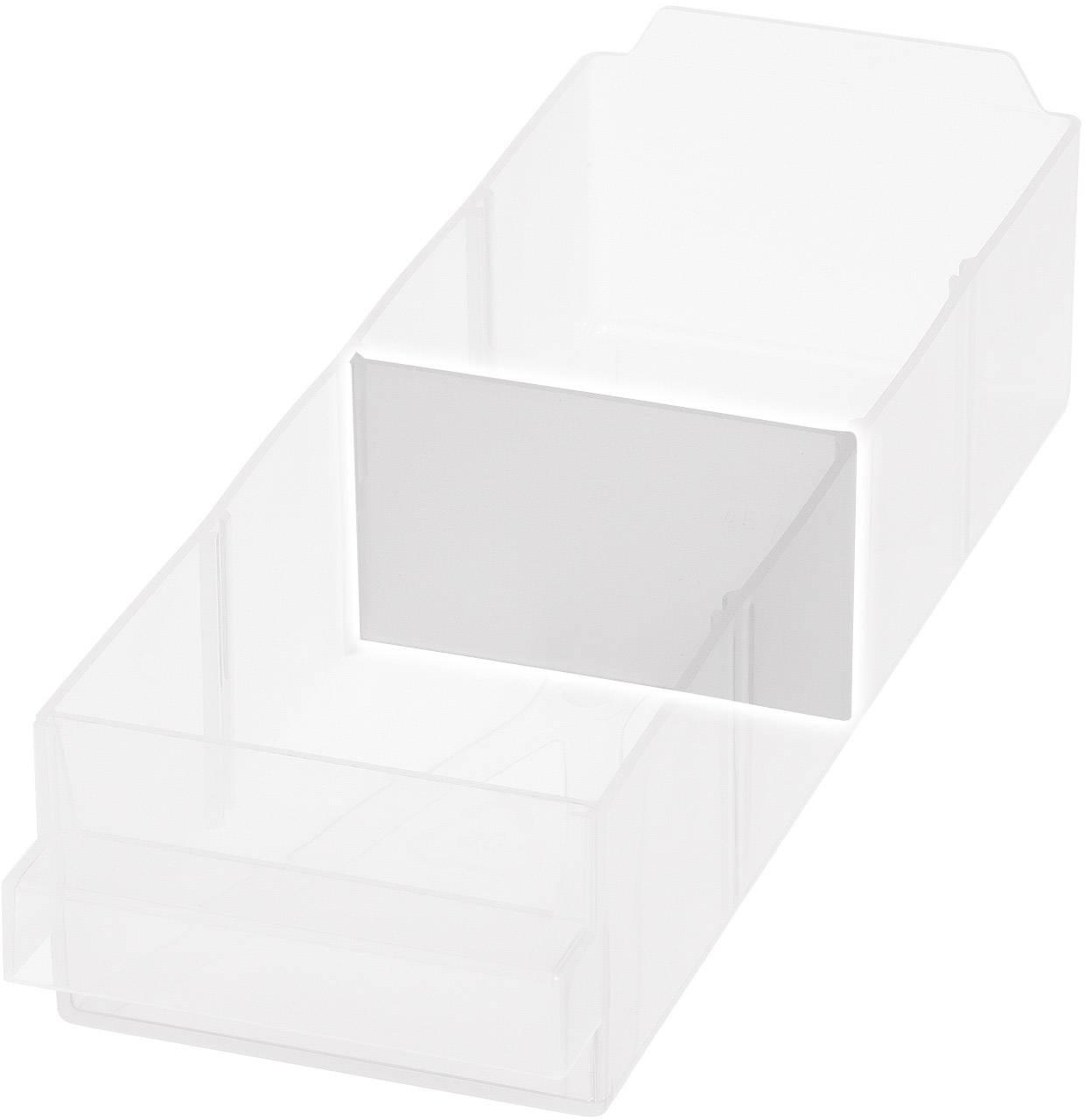 raaco 250-01 razdelilna stena za predalnik (Š x V x G) 75 x 46 x 3.2 mm    36 kos