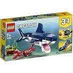 31088 LEGO® CREATOR Prebivalci globokega morja