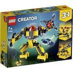 31090 LEGO® CREATOR Podvodni robot