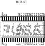 Digitalni termometer z LCD-prikazovalnikom