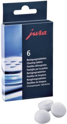 Čistilne tablete za kavne avtomate jura 62715 6 kosov