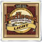 Ernie Ball Earthwood Bronze Western-kitarske strune 011 - 052 EB2004