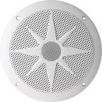 Visaton FX 16 WP zvočniki za zunanjo uporabo 80 W IP65 bela 1 Par