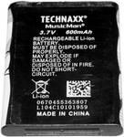 Technaxx MusicMan MA Display Soundstation mini zvočnik aux, fm radio, USB črna