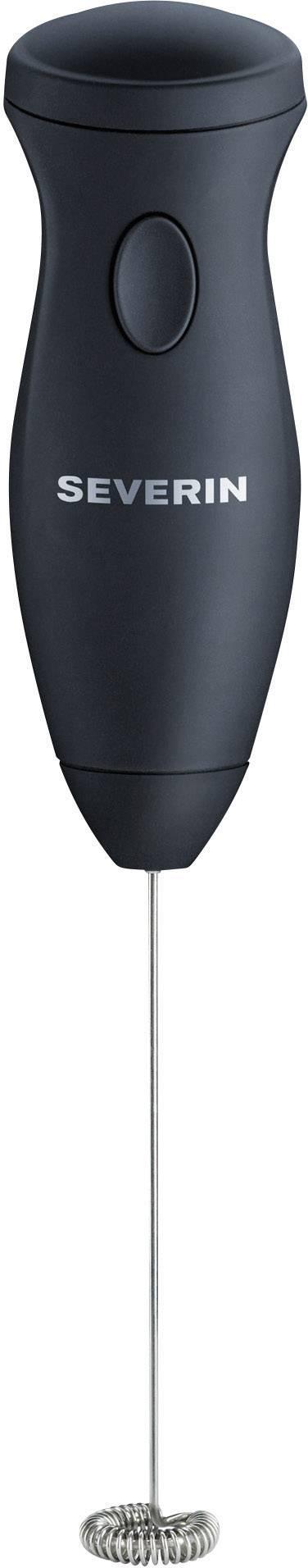 Naprava za penjenje mleka Severin SM 3590, črne barve