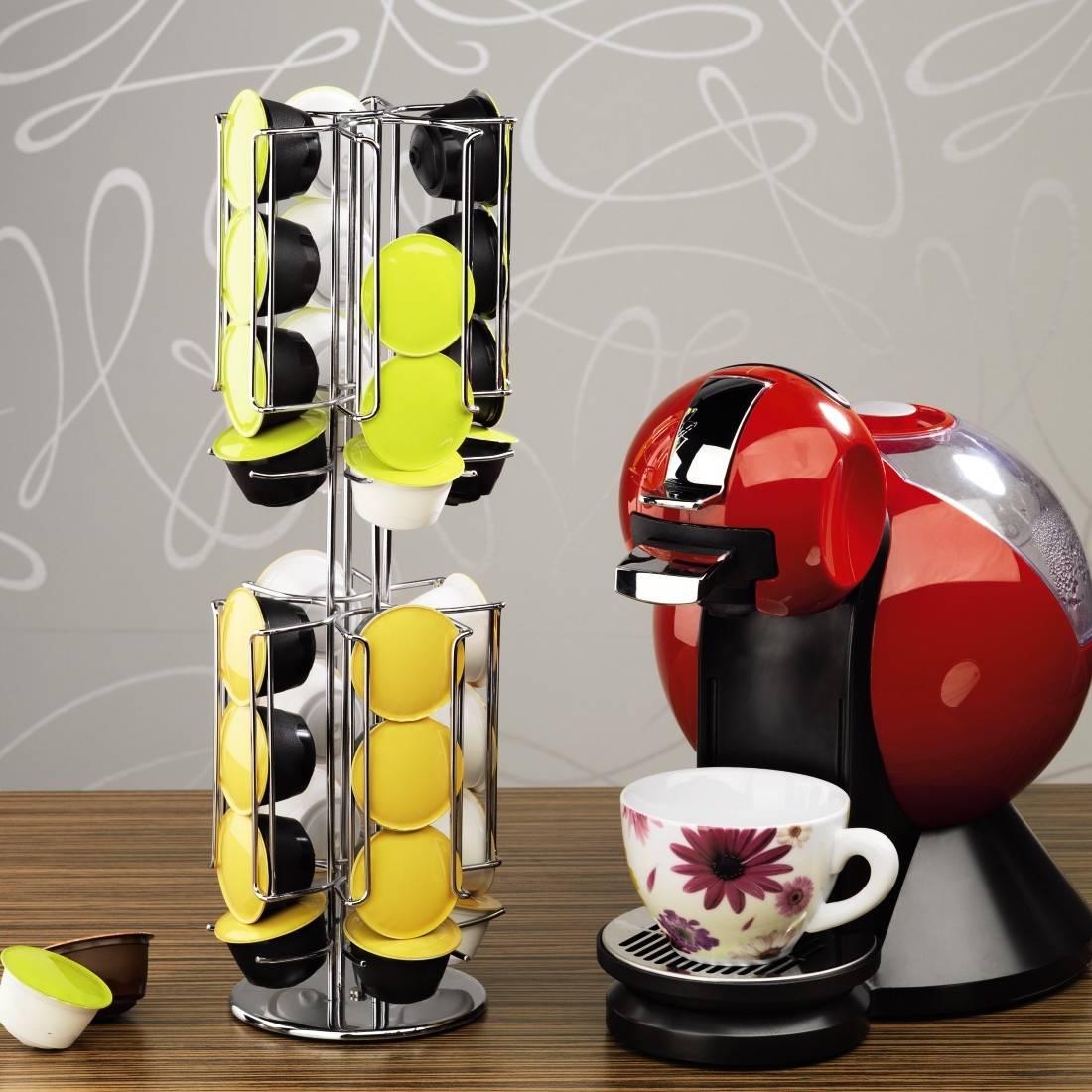 Xavax DG32 - Rondello držalo za kavne kapsule dolce gusto