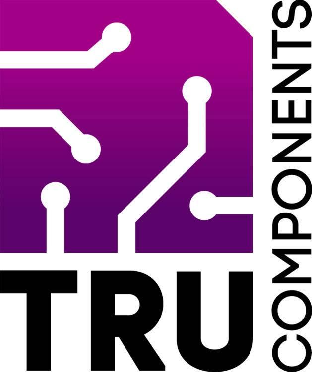 TRU COMPONENTS  sortirni zabojnik (D x Š x V) 103 x 68.3 x 30.5 mm Število predalov: 6 trdna pregrada, obojestranska  1