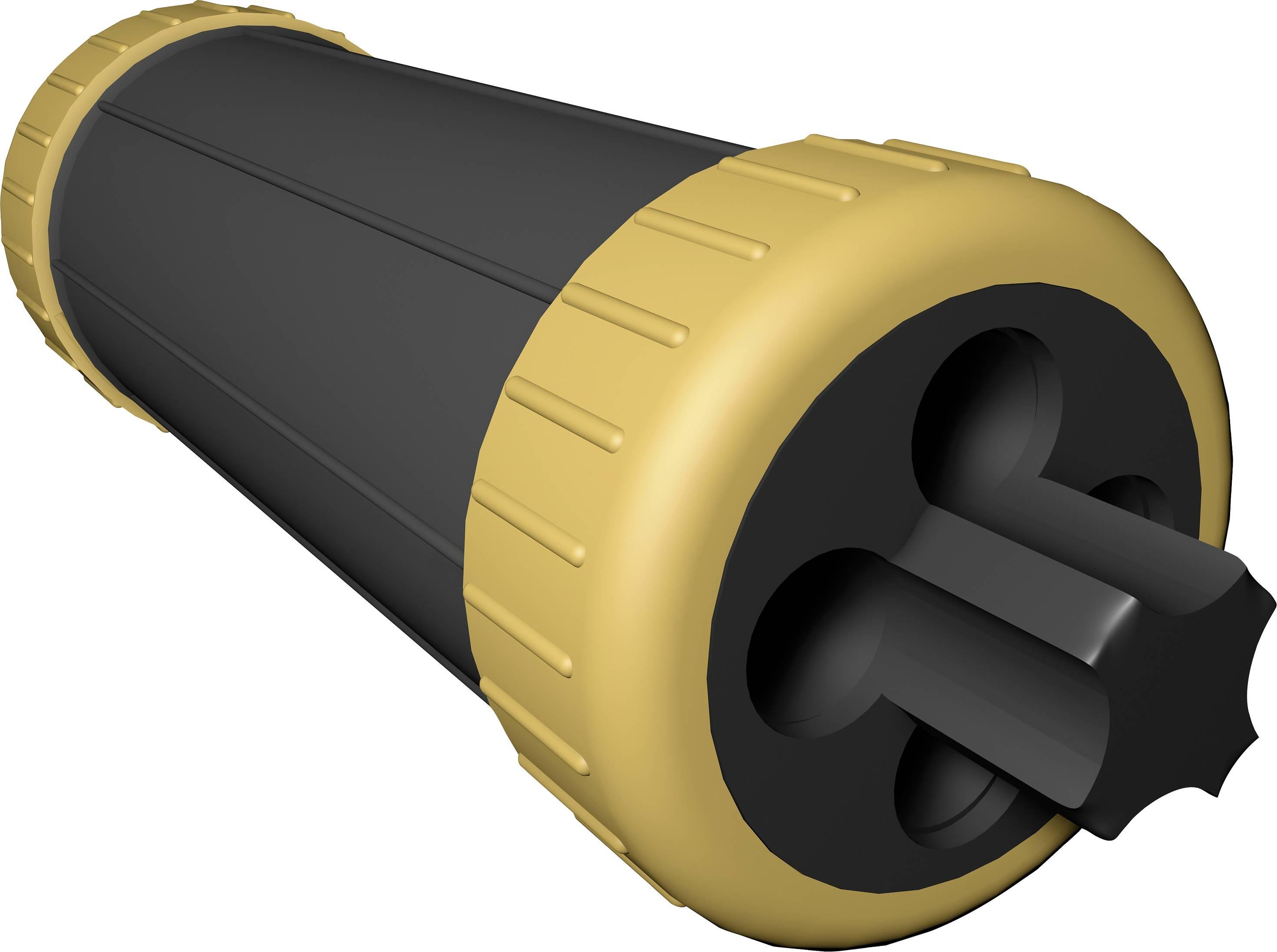 Heitronic 45604 Kabelmuffe 190x70mm IP68
