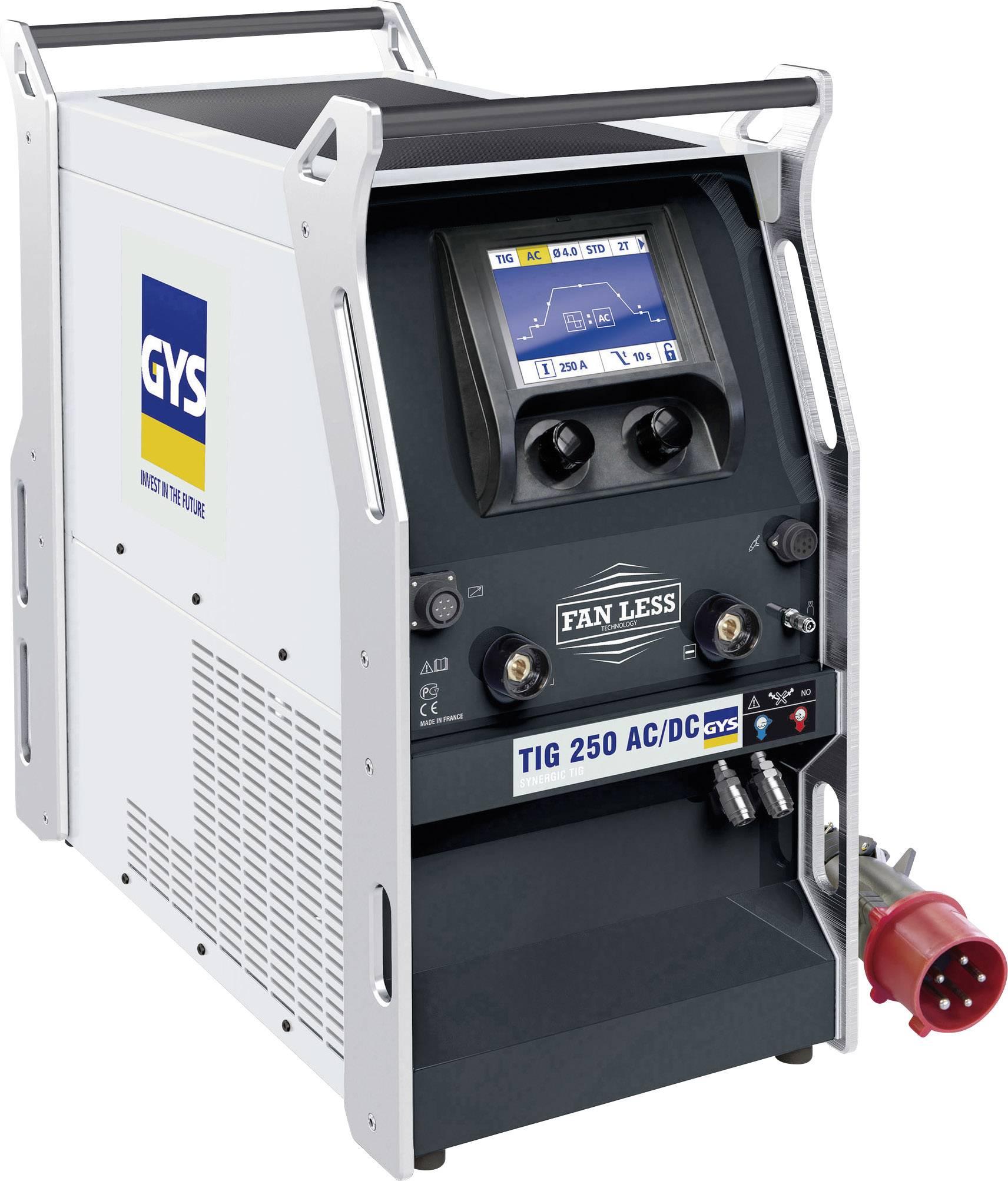 Underbar GYS TIG 250 AC/DC TIG-svets 10 - 250 A | Conrad.se OL-17