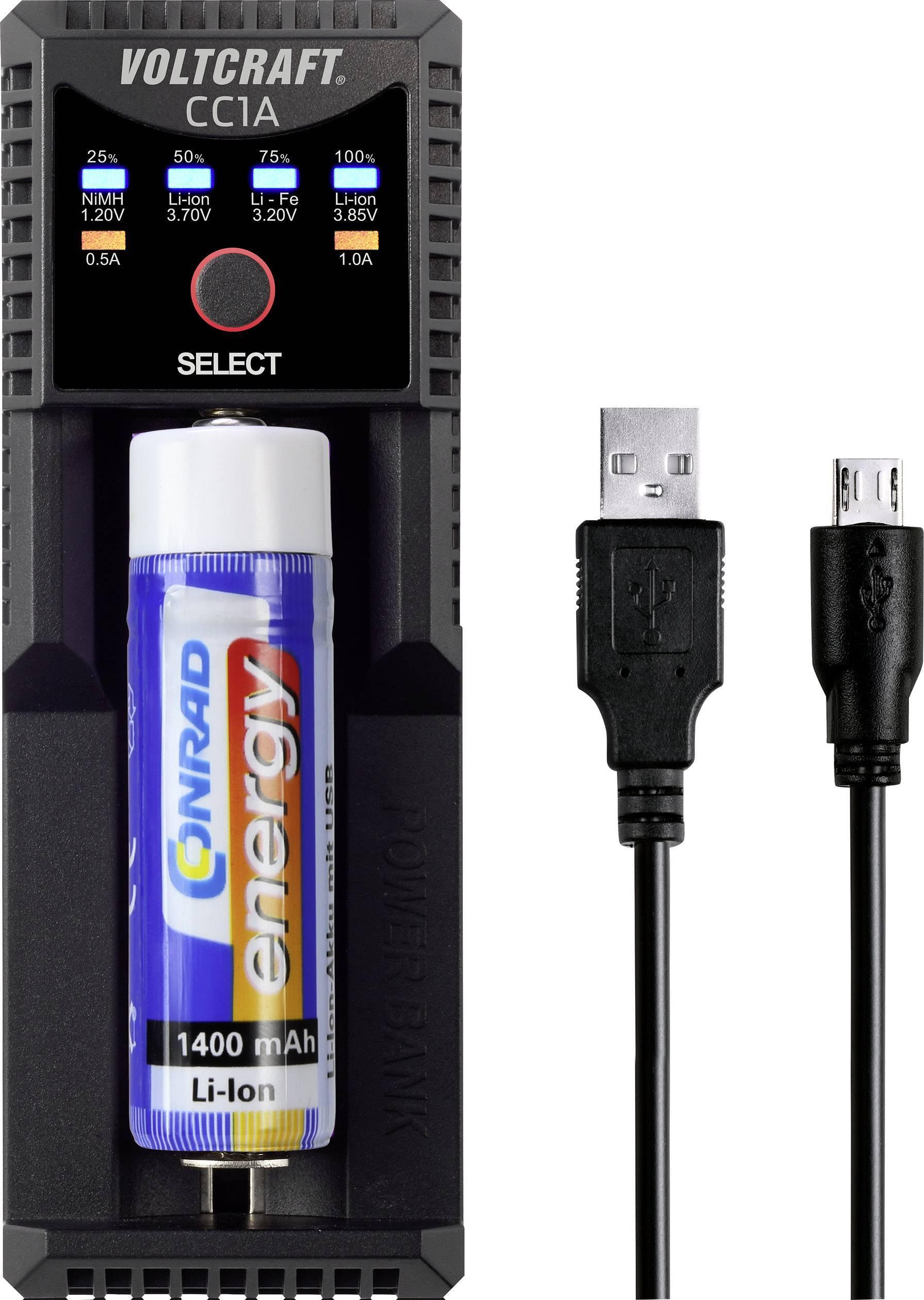 LADDARE USB 2,4V NIMH