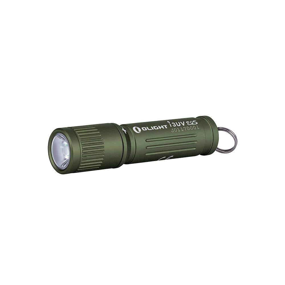 OLight i3UV EOS OD UV LED lampa Ficklampa batteri 19.4 g