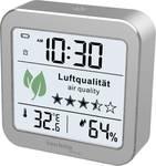 WL1020 Luftkvalitetsmonitor för övervakning av luftkvalitet, temperaturvisning, luftfuktighetsvisning, larm vid dålig luftkvalitet