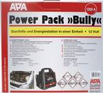 Powerpack Bully med 4 A-laddare
