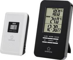 Strålande Trådlös termometer E0101TR Svart   Conrad.se EI-01