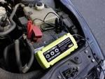 Intelligent batteriladdare