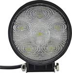 LED arbetsstrålkastare rund 18 watt