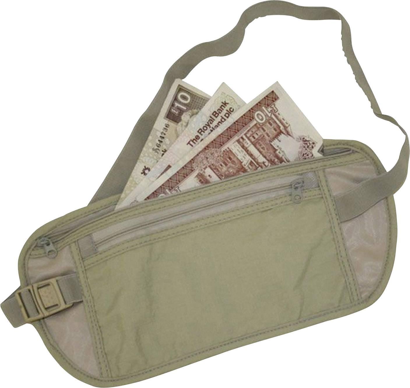 Highlander Money Belt Beige