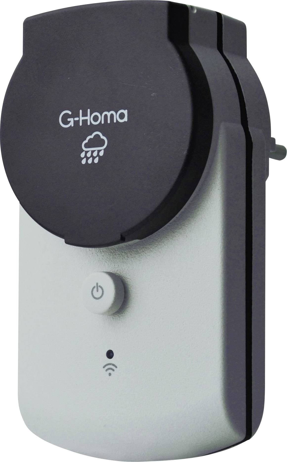 Splitter nya G-Homa 7779 Wi-Fi Trådlös kontaktdosa Utomhus 3680 W | Conrad.se PI-14