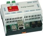 Långtidsövervakning via nätet av värmeelement och elektriska anläggningar SCH.E.I.D.L Energy Controller