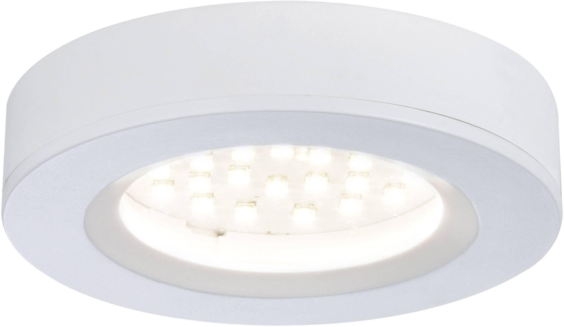 Unika LED-utomhusbelysning tak Paulmann Platy 93573 7.5 W Varmvit Vit UX-59