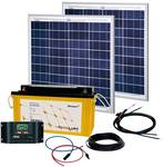 Energy Generation Kit Solar Rise Two 2.0