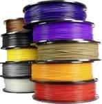 Renkforce filament pla 1,75 mm blå lysande, 0,5 kg