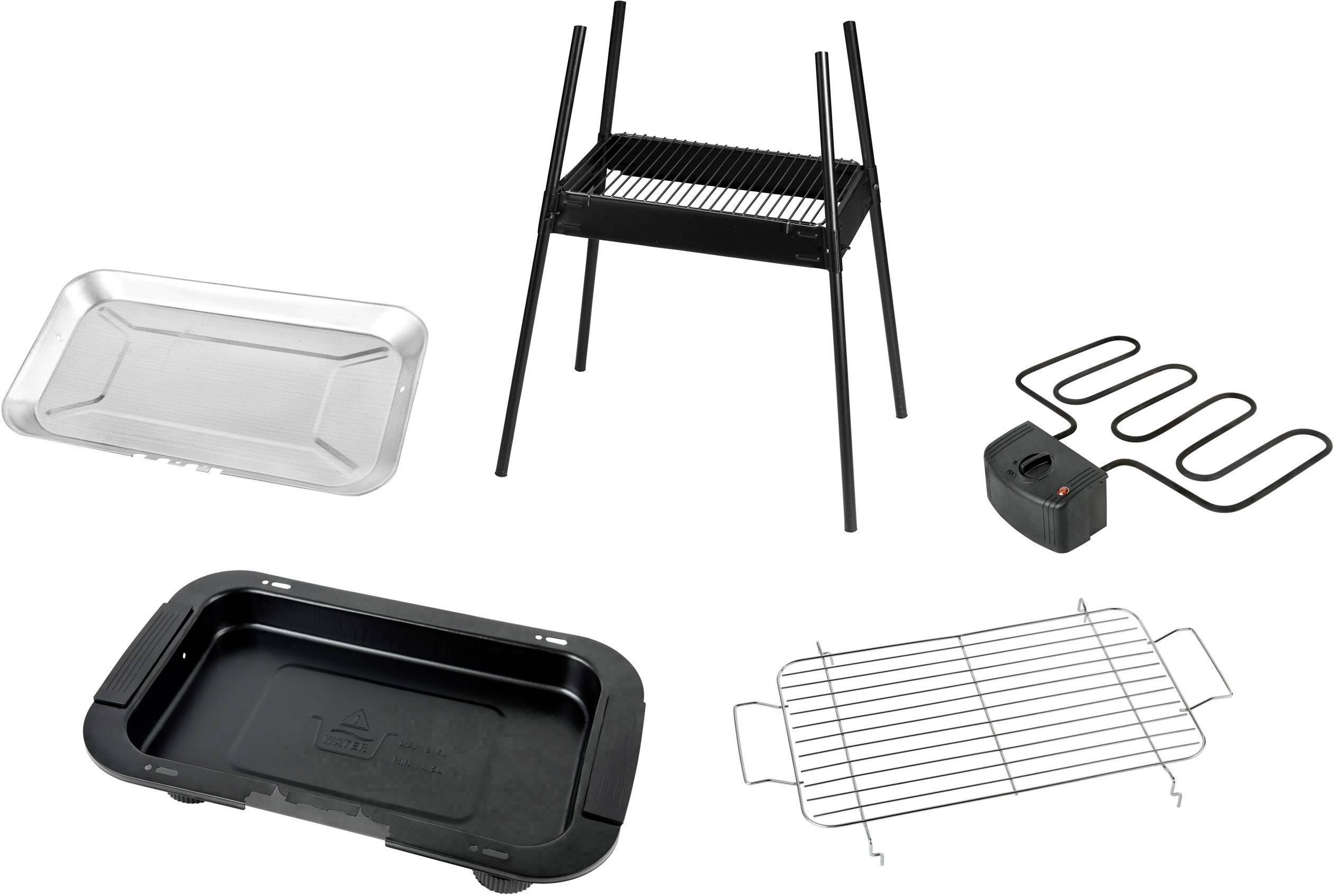 2-i-1 elektrisk bords- och stågrill TKG Rörbandsslip GRB 1002 bc75f33cefd0e
