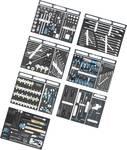 Verktygssortiment 0-179/244 ∙ antal verktyg: 244