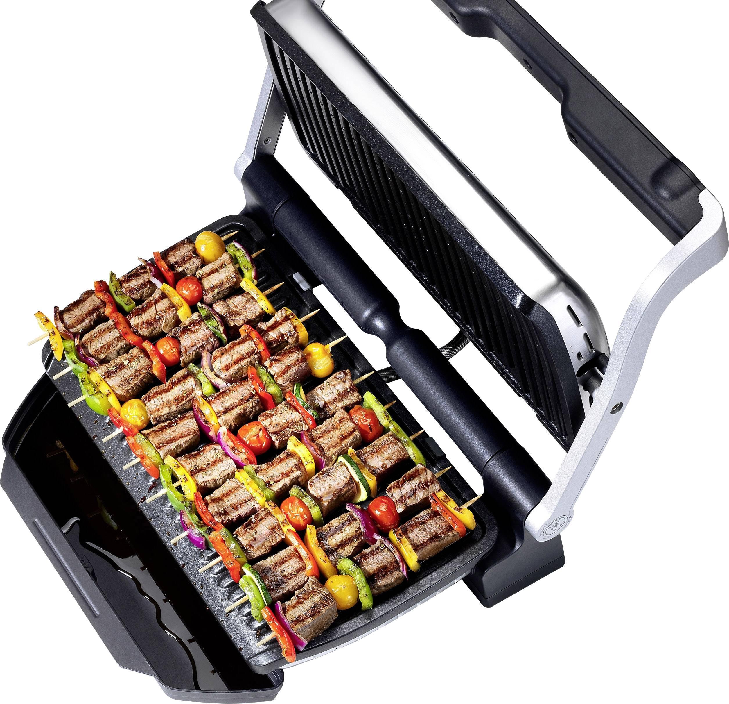 Tefal Optigrill + XL Elektrisk Klämgrill  422fc35dcccd7