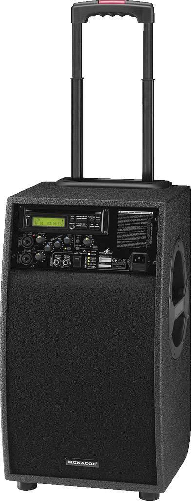 Monacor TXA-900DCD PA-högtalare Aktiv 6354eacbfb7f5