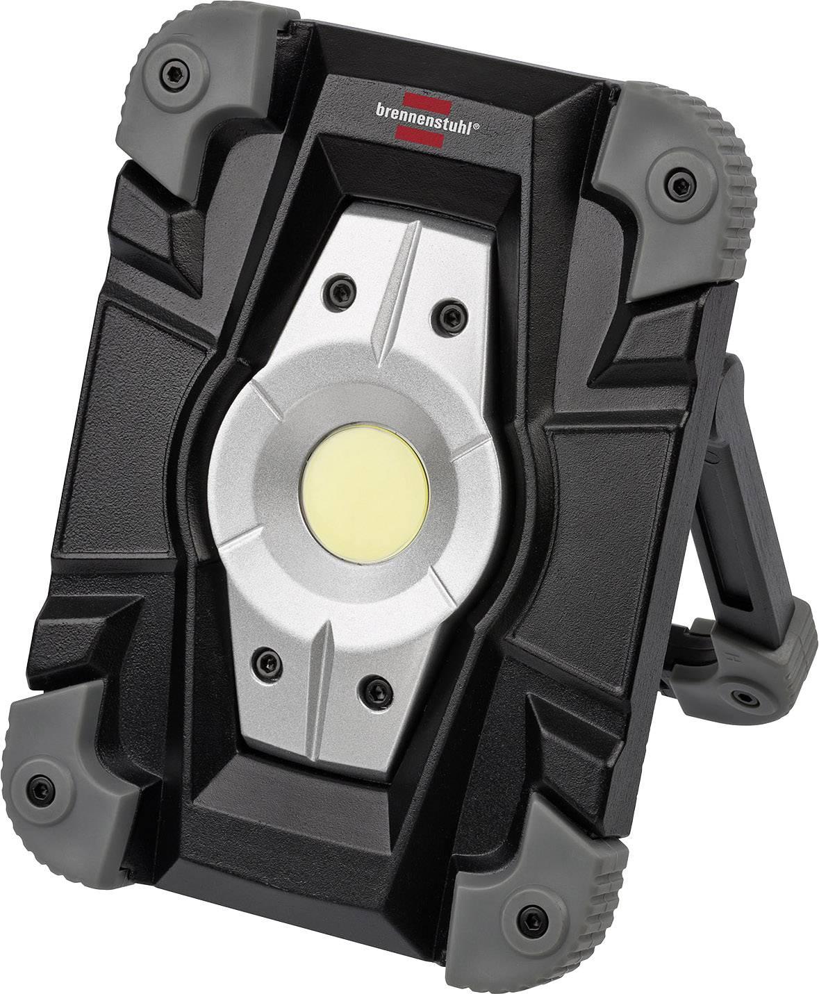Fräscha LED Arbetslampa Uppladdningsbara batteri Brennenstuhl 1173080 10 W YM-82