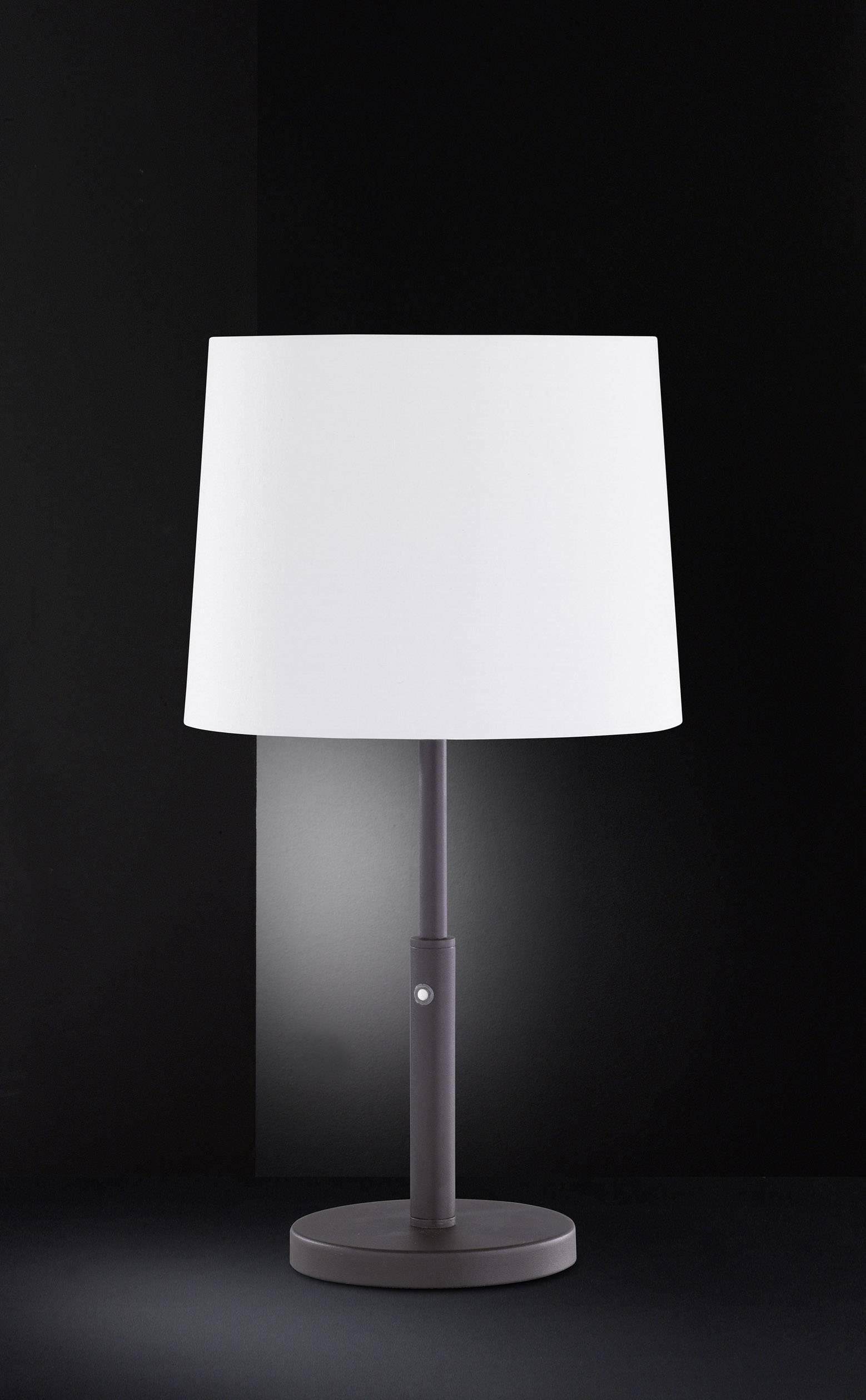 ACTION Hilver 830503036000 LED bordsbelysning 12 W Varmvit Brons, Vit